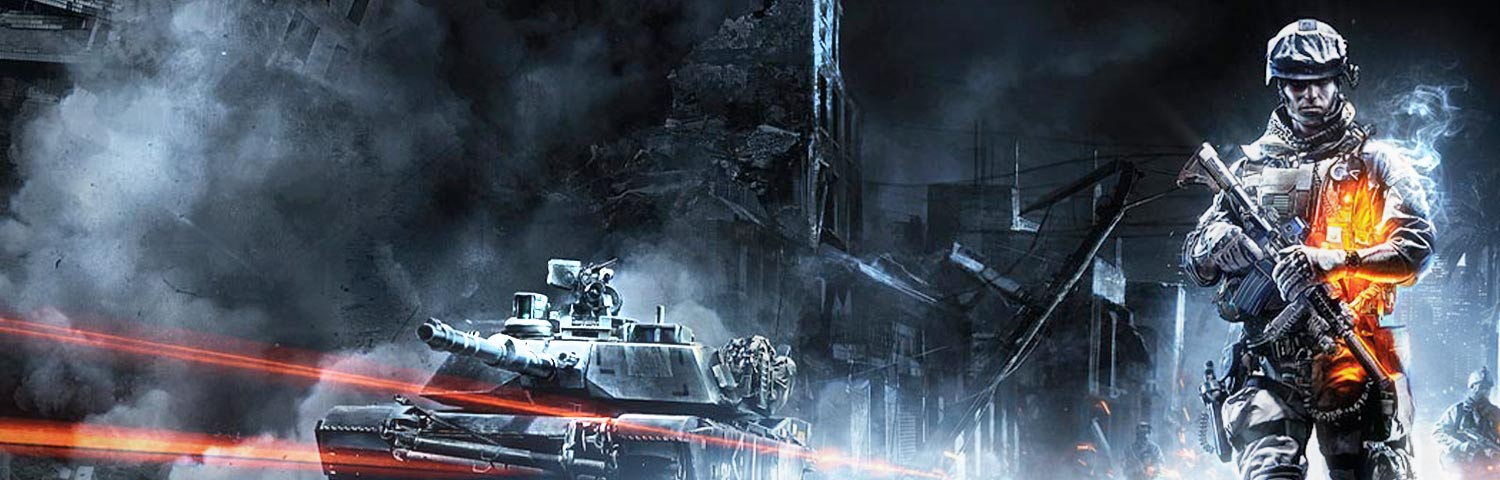 Battlefield 3 (First Impressions and Trailers)