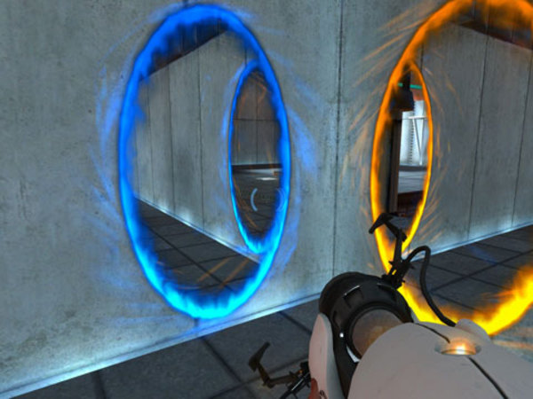 Poral and Portal 2