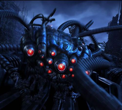The Animatrix - Squidy (Sentinel)